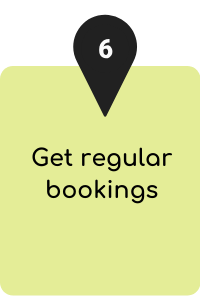 how community centres can get regular bookings